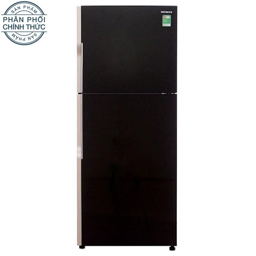 Cửa Hàng Tủ Lạnh Hitachi R Vg440Pgv3 Gbk 365L 2 Cửa Đen Rẻ Nhất