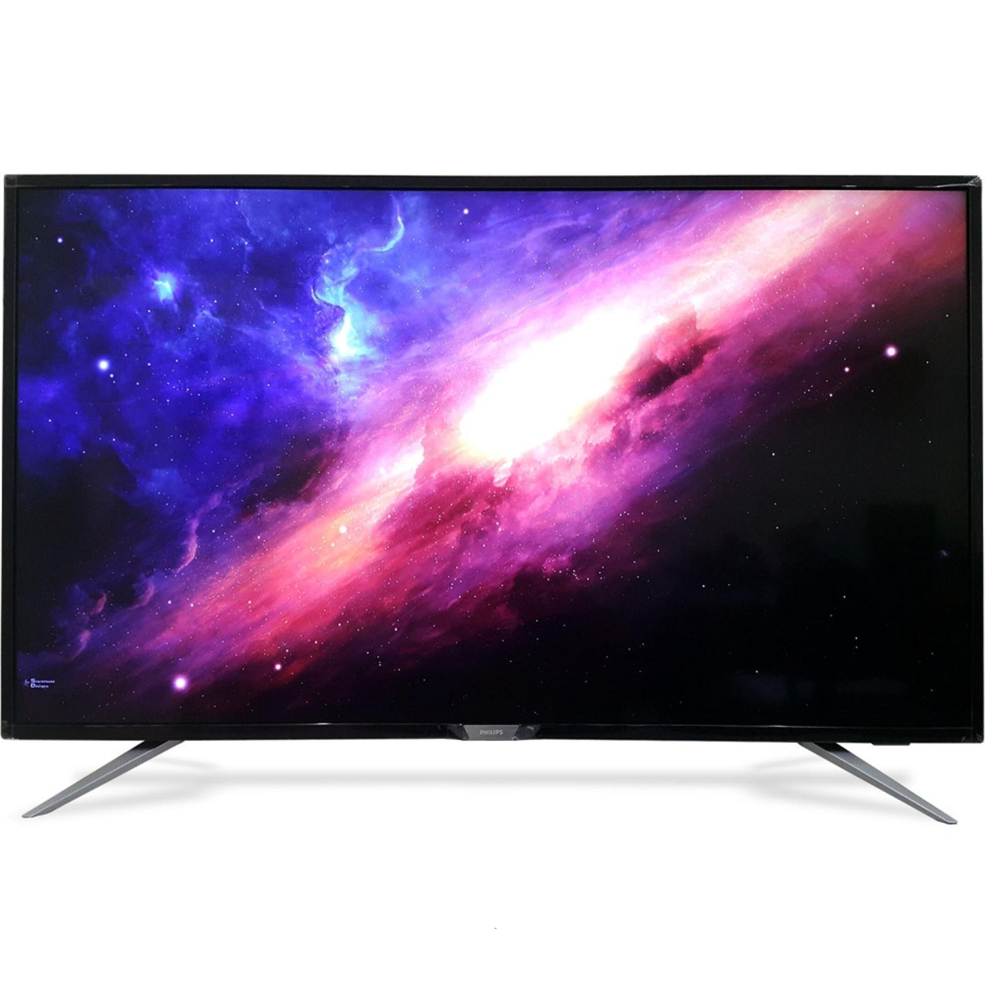 Smart TV Philips 43inch 4K Ultra HD - Model 43PUT6002S/67 (Đen) - Hãng phân phối chính thức