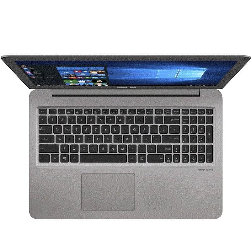 Laptop ASUS X510UA-BR543T XÁM (Hàng chính hãng)