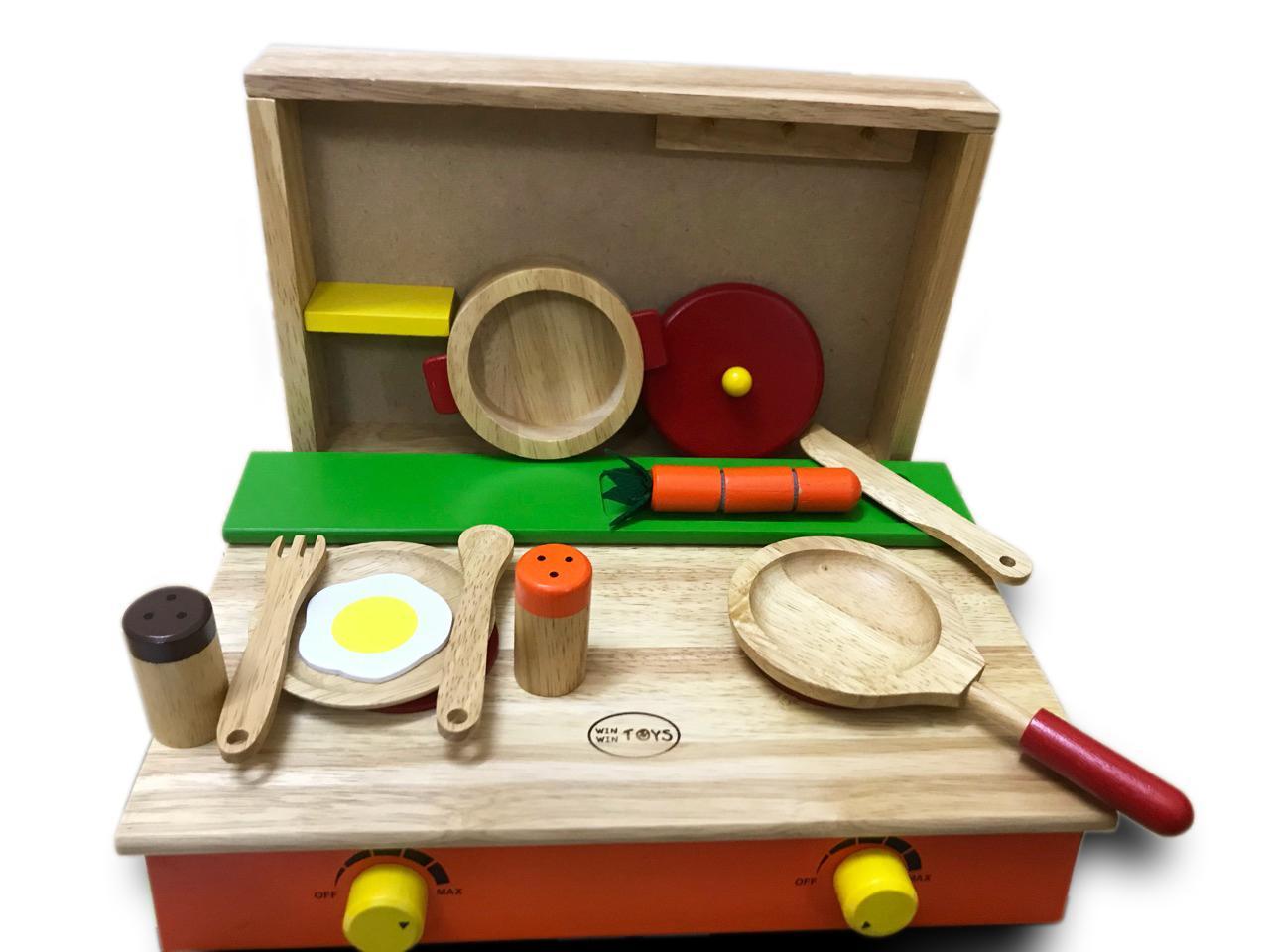 Hình ảnh Bộ đồ chơi nấu ăn Winwintoys - 65032