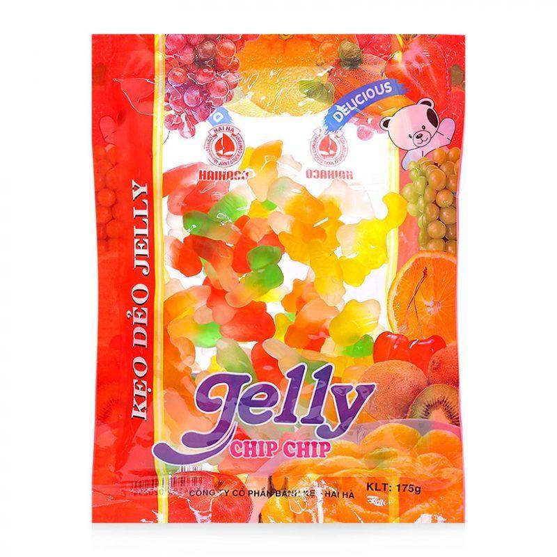 Kẹo dẻo Jelly Chip Chip – Gói x 175g