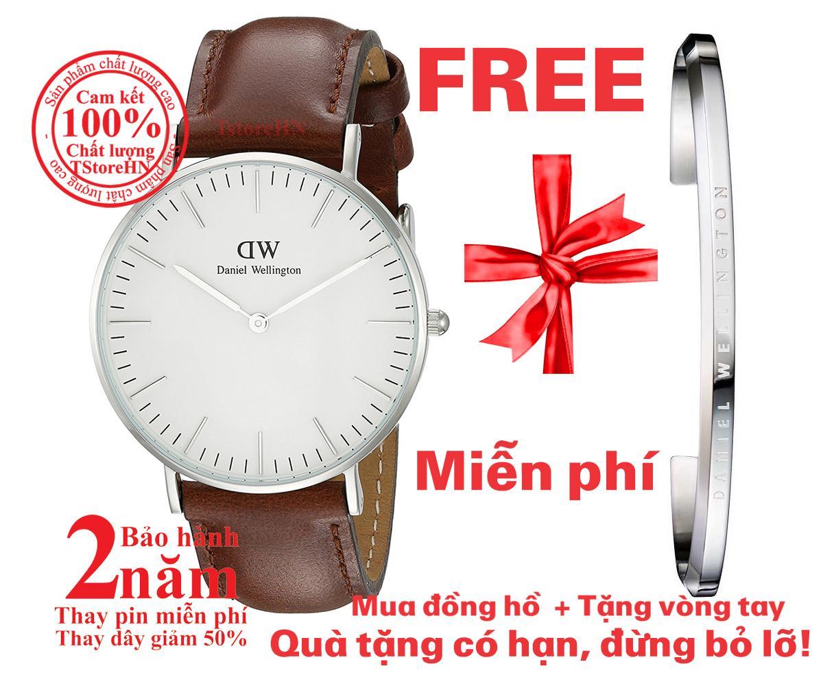 Nơi bán Đồng hồ nữ DW Classic St Mawes- 36mm - Màu Bạc(Silver) DW00100052 / 0607DW
