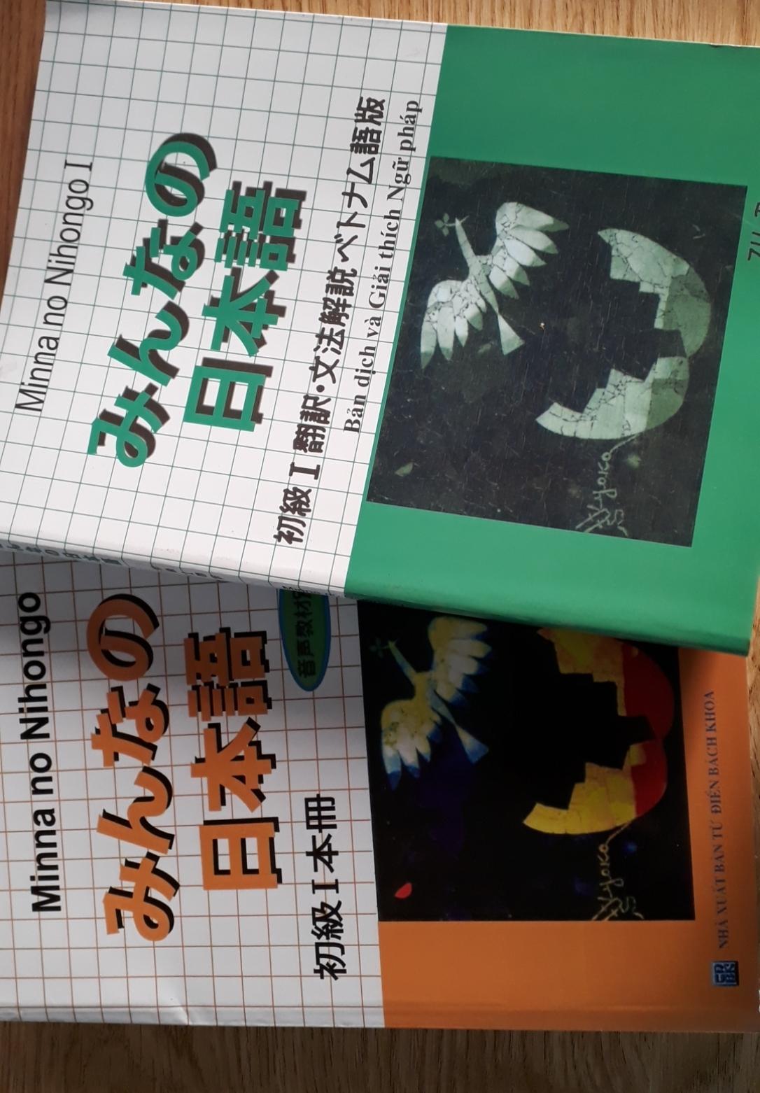 Mua Combo 2 tập Mina no Nihongo tập 1