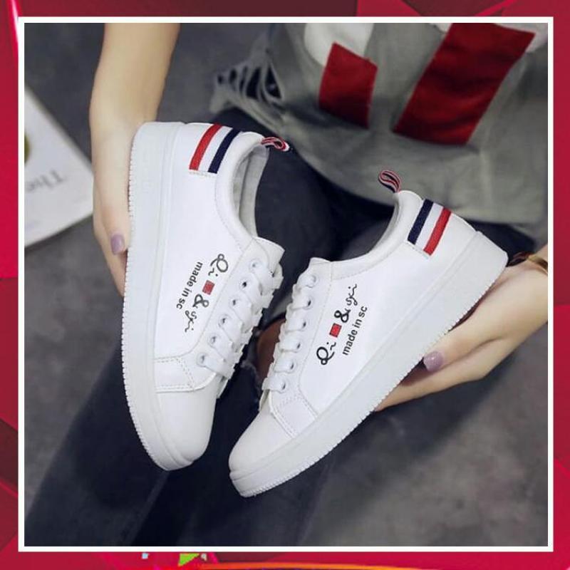 Giày Sneaker Nữ Thời Trang-3SĐ