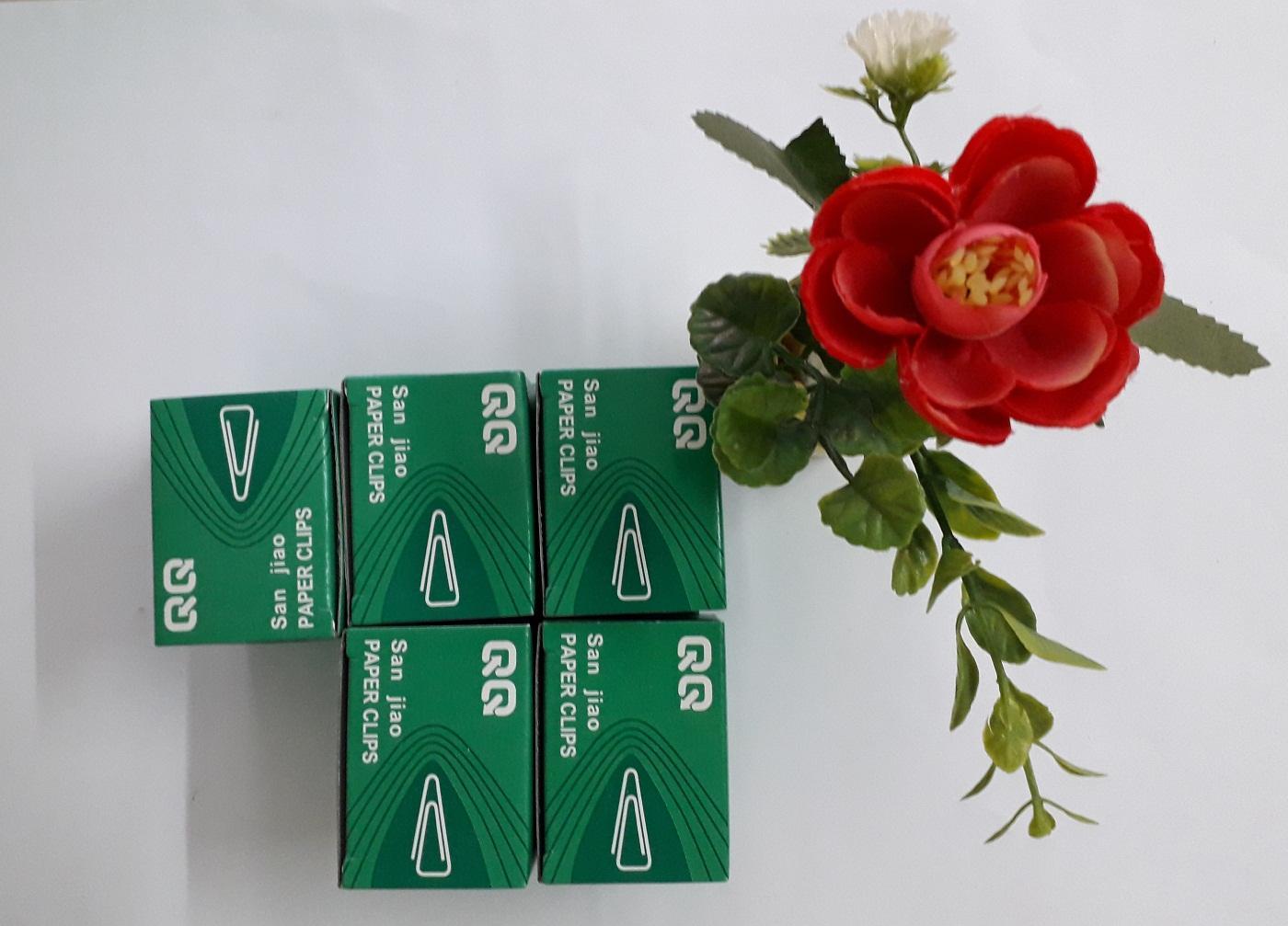Mua Bộ 10 hộp kẹp giấy  C62 ( 1.000 cái)