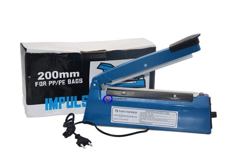 Máy hàn miệng túi nilon FS200 - Máy hàn miệng túi nilon giá rẻ nhất - ABG shop - Máy hàn miệng túi giá tốt