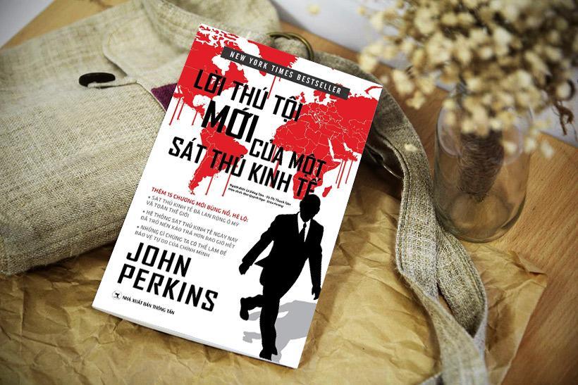 Giá Ưu Đãi Hôm Nay Để Có Ngay Lời Thú Tội Mới Của Một Sát Thủ Kinh Tế - John Perkins