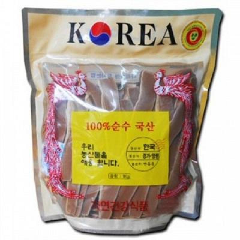 Nấm linh chi thái lát Hàn Quốc 1kg