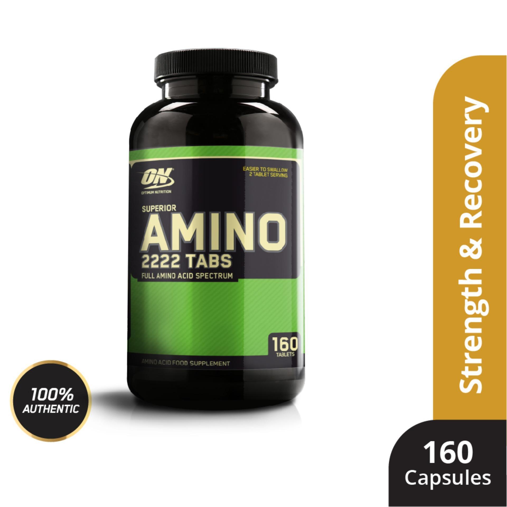 On - Superior Amino Acid 2222 160 Tabs nhập khẩu