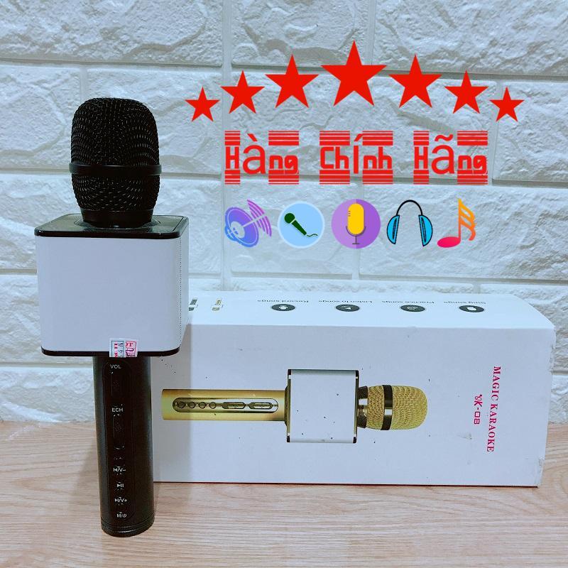 Micro cầm tay kèm loa bluetooth di động - Magic Karaoke