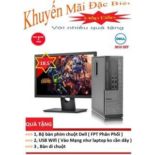 Đồng Bộ Dell Optiplex 9010 ( Core i5 3470 8G 500G ) , Màn hình Dell 19 Wide LED - Hàng Nhập Khẩu thumbnail