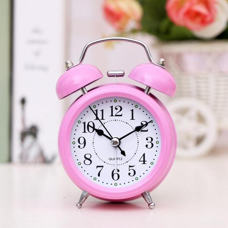 Đồng hồ báo thức Mini Alarm để bàn nhỏ ngọn cao cấp KL90 bán chạy