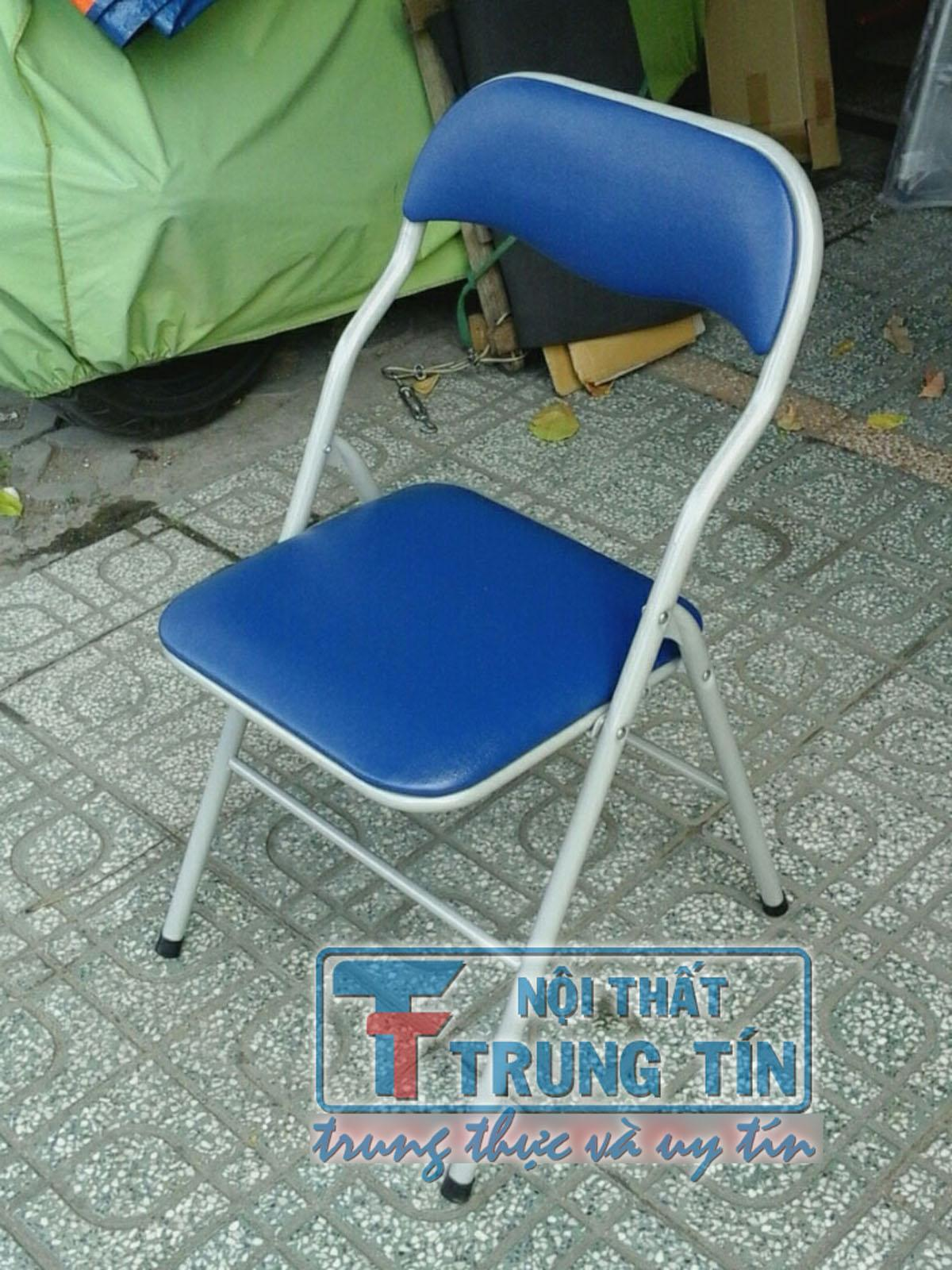 ghế xếp gấp văn phòng giá rẻ