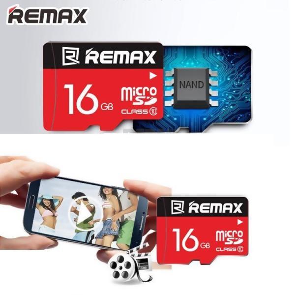 Thẻ Nhớ Micro SDHC Remax 16GB Class 10 Đọc Cực Nhanh