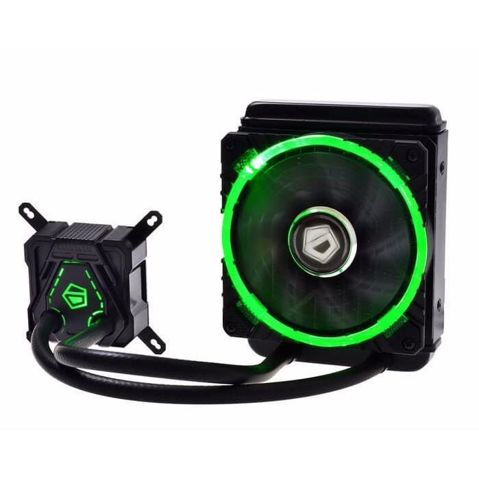 Hình ảnh TẢN NHIỆT NƯỚC CPU AIO ID-COOLING ICEKIMO 120 GREEN