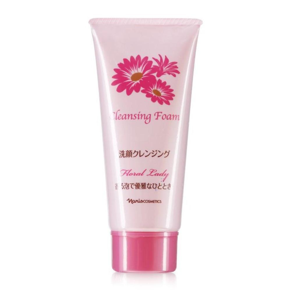 Sữa rửa mặt Naris Floral Lady Cleansing Foam Nhật Bản 80ml tốt nhất
