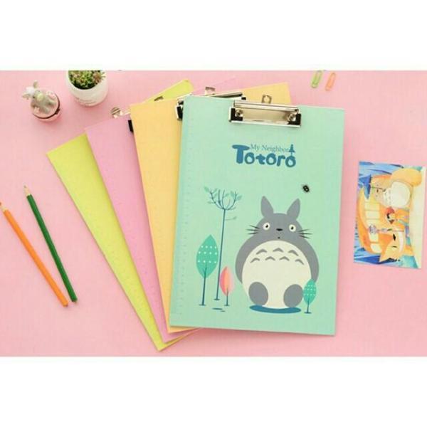 Mua Bìa Trình ký Totoro  A4 K1483