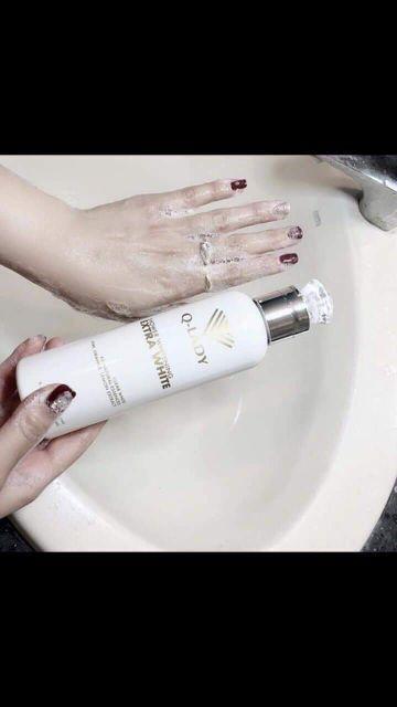 Hình ảnh Sữa tắm truyền trắng Q Lady cao cấp
