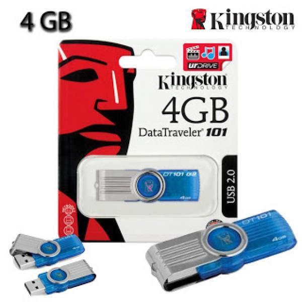 Hình ảnh USB KINGSTON DT101 4GB GIÁ RẺ