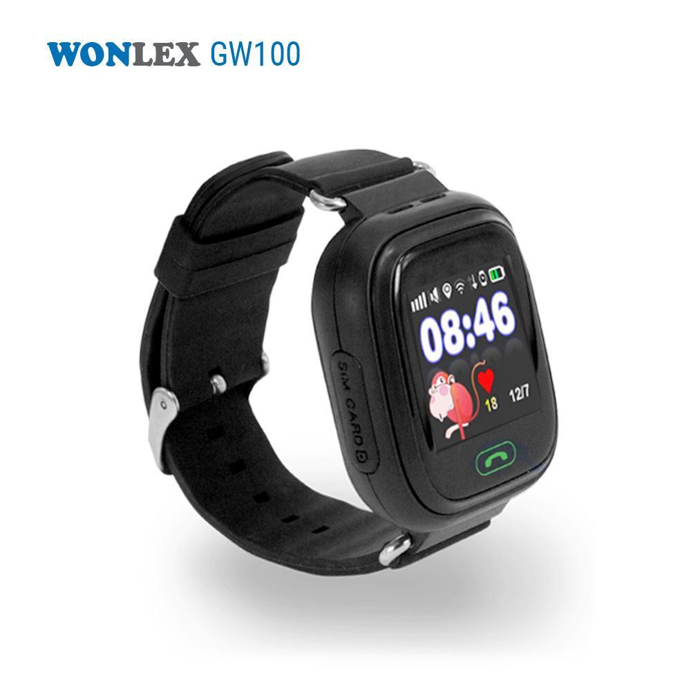 Đồng Hồ Định Vị Trẻ Em - Wonlex GW100 - Màn hình cảm ứng bán chạy