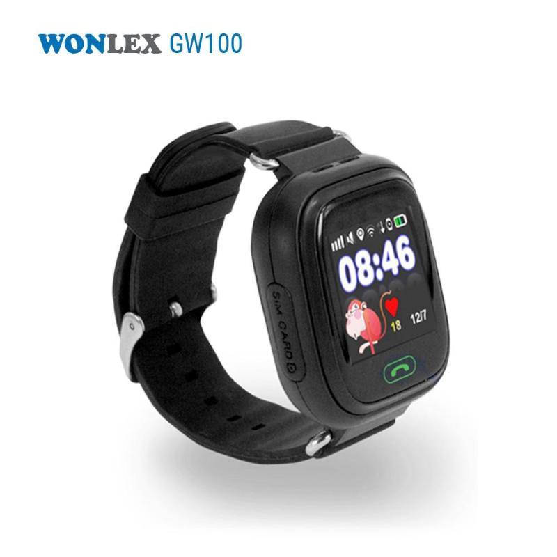 Nơi bán Đồng Hồ Định Vị Trẻ Em - Wonlex GW100 - Màn hình cảm ứng