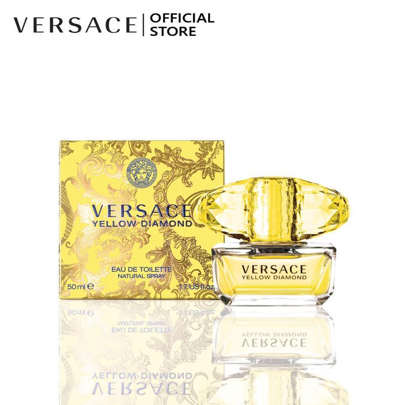 Nước hoa Versace Yellow Diamond EDT 50ML