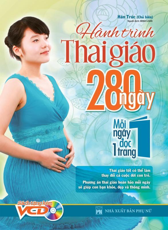 Sách: Hành Trình Thai Giáo