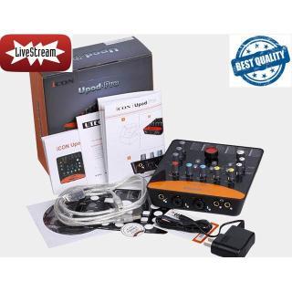 ICON UPODPro - sound card thu âm chuyên nghiệp thumbnail