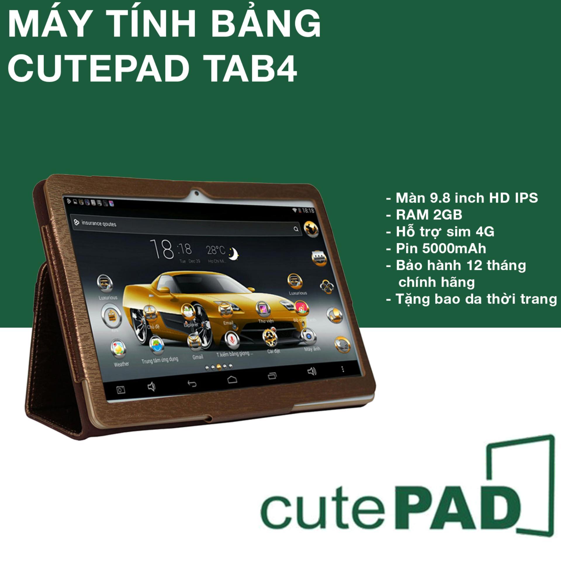 Hình ảnh Máy tính bảng cutePAD 2018 M9601 Wifi/3G 2GB RAM 9.6