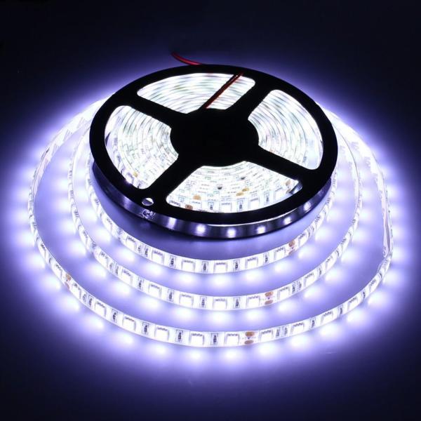 [ Bọc silicone chống nước ] Đèn LED dây 12V - 5M, dây đèn LED