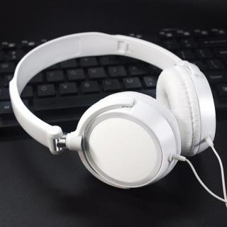 Tai nghe chụp tai F10 kèm mic loại tốt (màu trắng - có thể gấp gọn) thumbnail
