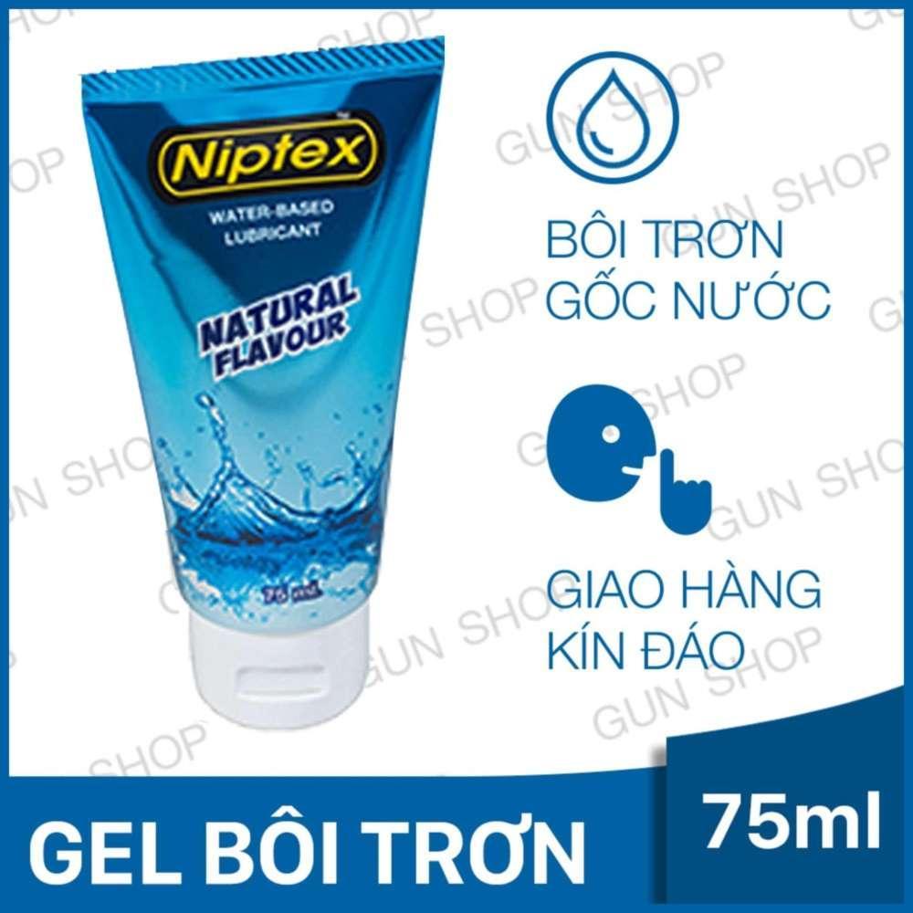 Hình ảnh Gel Bôi Trơn Niptex Thái Lan ( 75ml ) - [ Gunshop-EL01 ]