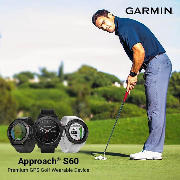 Đồng hồ chơi Golf Garmin Approach S60