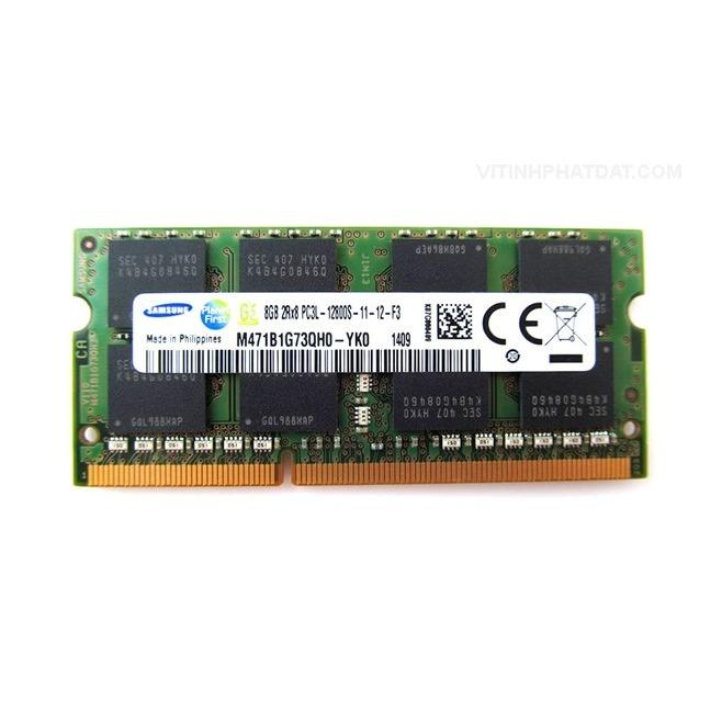 Hình ảnh RAM DDR 3 - 8GB - KINGSTON