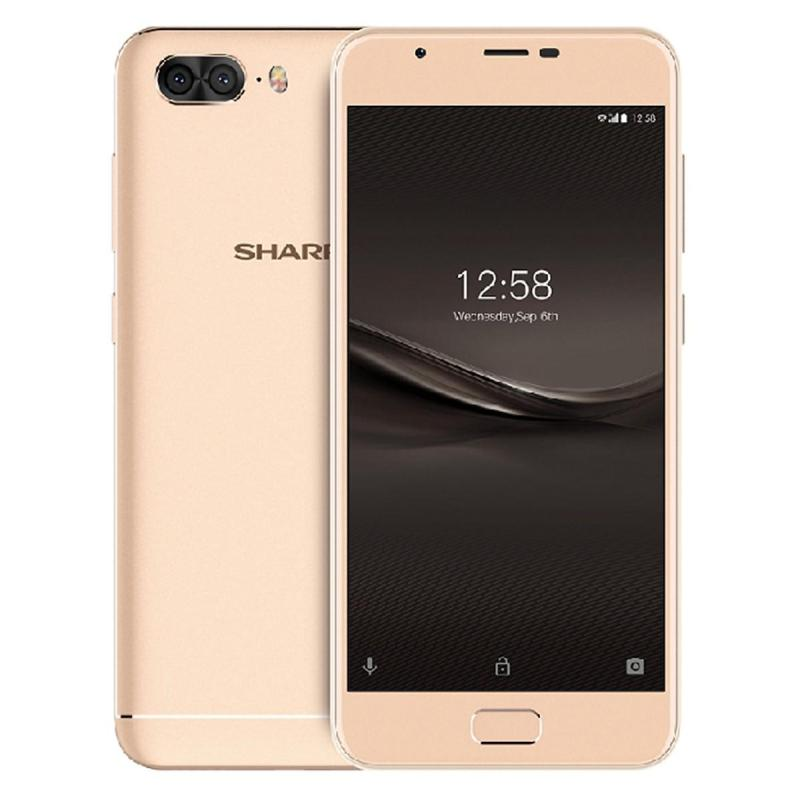 Điện thoại Sharp R1S (3GB/32GB) 5.5 inch, 4G, Pin 5000mAh - Hàng nhập khẩu mới 100%