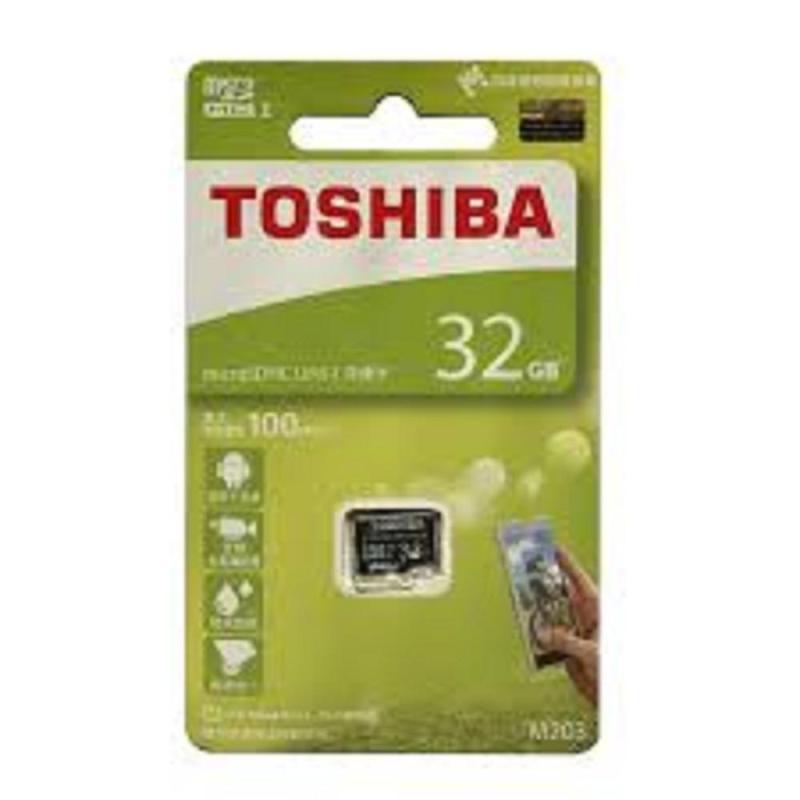 THẺ NHỚ TOSHIBA 32GB,100MB/s
