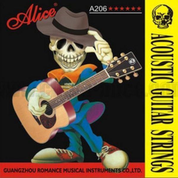 Dây đàn guitar Acoustic dây sắt Alice A206