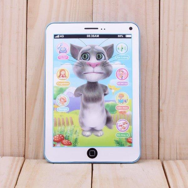 Hình ảnh Đồ chơi máy tính bảng mèo Tôm biết nói