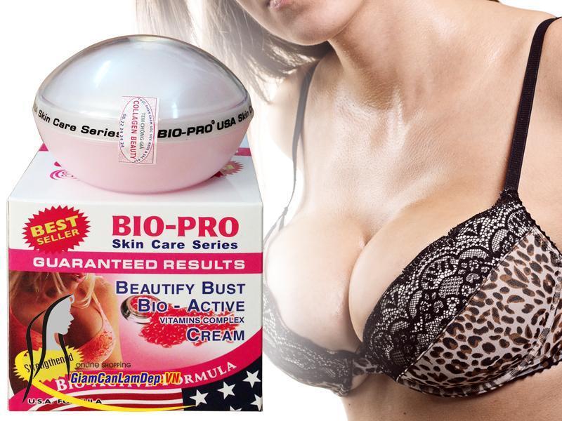 Kem nở ngực Bio Pro cao cấp