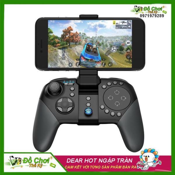[Nhập ELMAR31 giảm 10% tối đa 200k đơn từ 99k]Tay cầm chơi game Bluetooth Gamesir G5 chơi Rules of Survival PUBG MOBA trackpad Touchpad cho Android iPhone (New Version Battle Dock Kết Nối Chuột Phím)