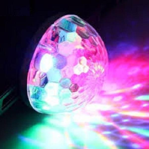 Bảng giá Đèn LED chiếu vũ trường mini cầm tay cảm ứng âm thanh