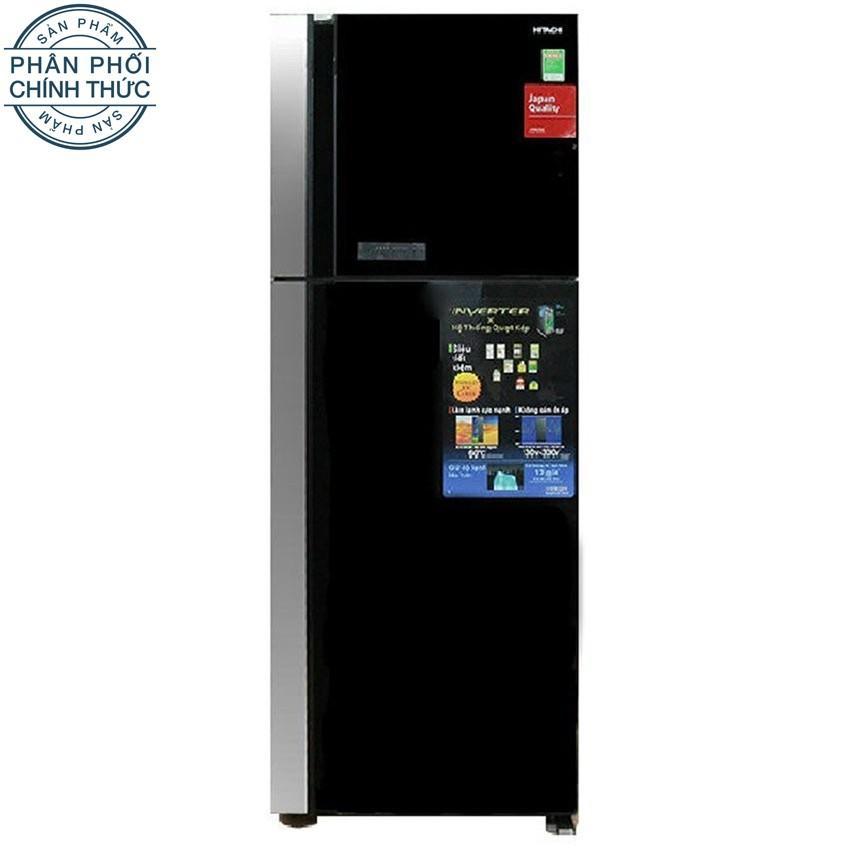 Giá Bán Tủ Lạnh Hitachi R Vg540Pgv3 Gbk 450L 2 Cửa Đen Rẻ