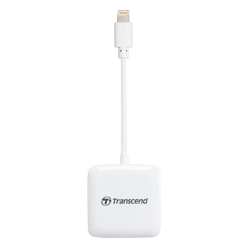 Đầu đọc thẻ nhớ SD/microSD Lightning - A2W Transcend