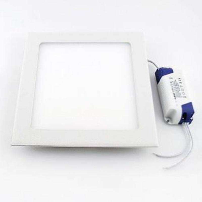 Đèn led âm trần vuông 6W TRẮNG