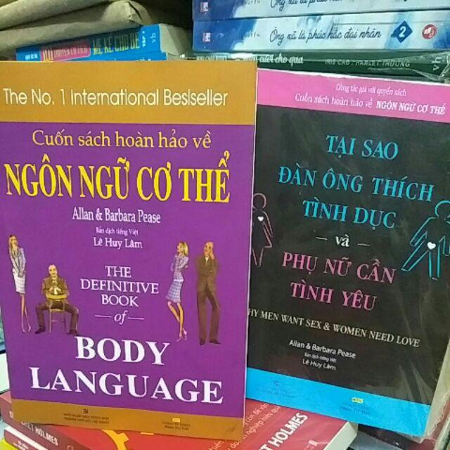 Mua Sách : Ngôn ngữ cơ thể