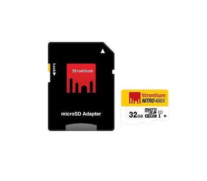 Đầu đọc thẻ nhớ micro SD Strontium 16GB(128)