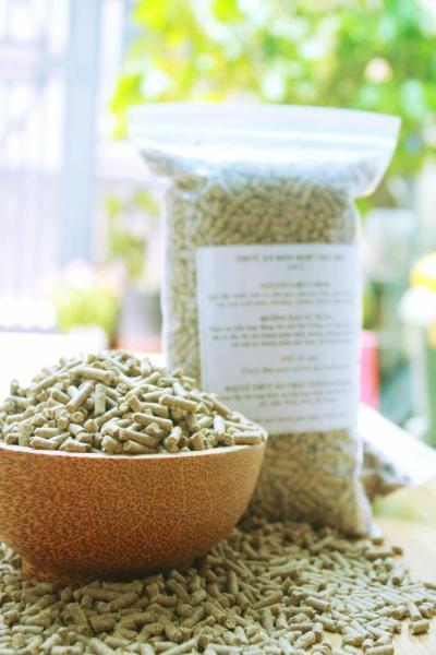2 túi thức ăn cho thỏ, bọ ú, hamster, cám thỏ hỗn hợp đầy đủ dinh dưỡng ... pilmico feeds - 600gr/túi - rab.store