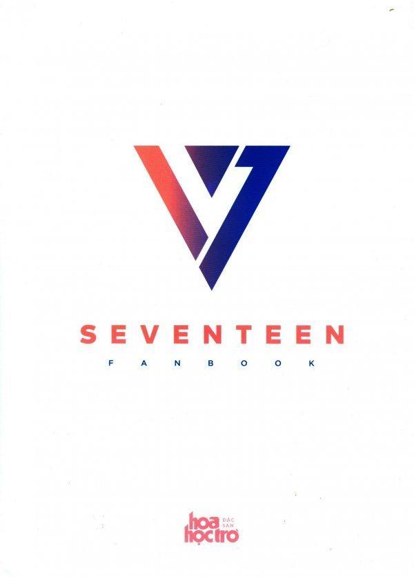 Mua Seventeen Fanbook (Tặng Kèm Poster) - Nhiều Tác Giả