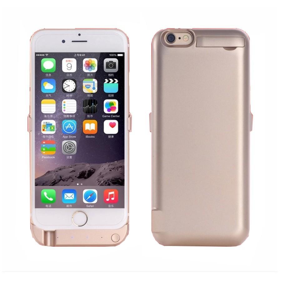Ốp lưng kiêm pin sạc dự phòng Siêu khủng cho iPhone 6 ,6s