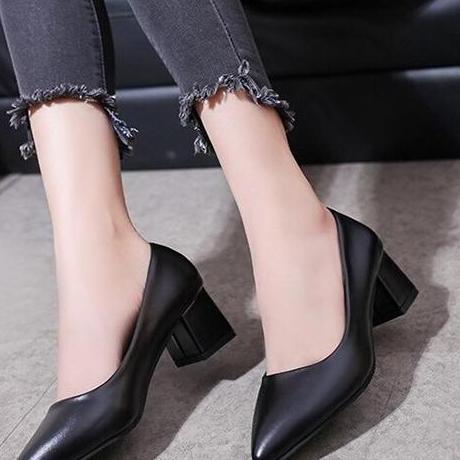 Giày Cao Gót Nữ Cổ Điển